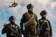 نیروهای ویژه برای حفاظت از «بن سلمان» +عکس و فیلم