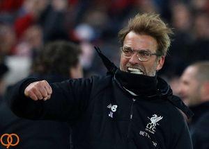 عکس/ خوشحال ترین مرد امشب فوتبال اروپا