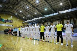 درخواست ایران برای تعویق قهرمانی فوتسال آسیا