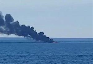 آتش نفتکش سانچی بالاخره خاموش شد