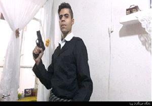 سارو قهرمانی کیست؟/ از حمل اسلحه تا عضویت در گروهک تروریستی +عکس