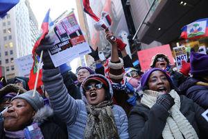 عکس/ تظاهرات هزاراننفر علیه نژادپرستی در آمریکا