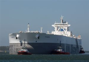 ۵ نفتکش جدید ایران در مسیر سانچی