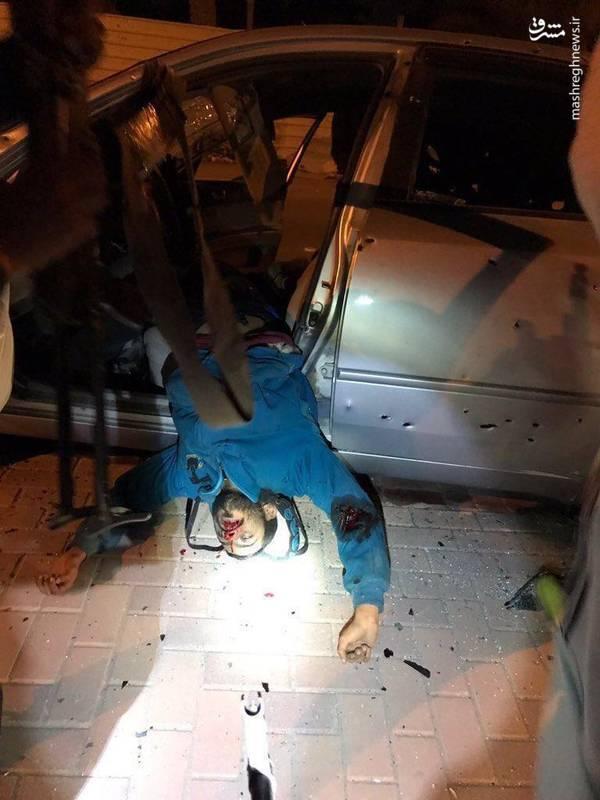 سعودی ها یک جوان را در العوامیه کشتند +عکس