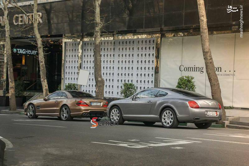 عکس/ صحنهای باورنکردنی در تهران!