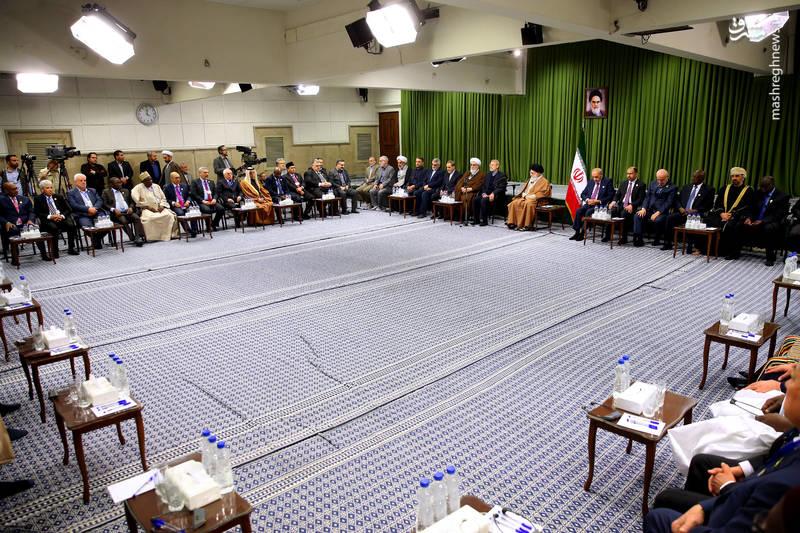 «غلط زیادی» امریکا در خصوص قدس به سرانجام نخواهد رسید/ ملت ایران در جنگ اقتصادی شکست نخورد و از تحریم ابزار شکوفایی خواهد ساخت
