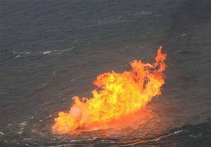 نفتکش سانچی ۴ لکه نفتی در وسعت ۱۰۰ کیلومتر مربع ایجاد کرد