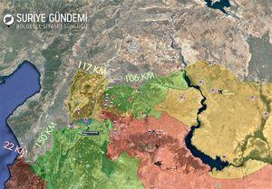 گزینههای پیش روی ترکیه در سوریه