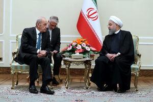 روحانی در دیدار رئیس مجلس لبنان چه گفت؟