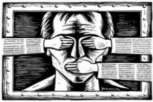 آزادی بیان غربیها به روایت تصویر