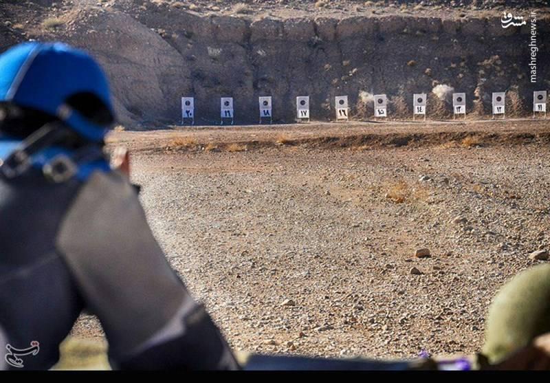 مسابقات ۵گانه نیروی زمینی سپاه