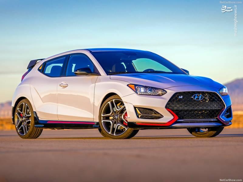 معرفی خودرو مشخصات هیوندا ولستر مجله خودرو قیمت هیوندا ولستر قیمت veloster جدیدترین خودروهای جهان Hyundai Veloster