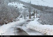 آغاز بارش برف و باران در ۸ استان