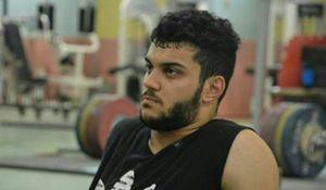 وزنه بردار ملیپوش در رینگ MMA