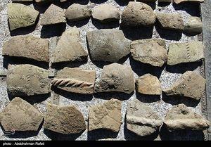 کشف عتیقه سه هزار ساله در مخفیگاه سارقان خودرو+عکس