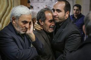 عکس/ مراسم ختم جانباختگان نفتکش سانچی در تهران