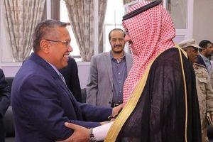 سفیر عربستان در یمن برای اولین بار به عدن سفر کرد
