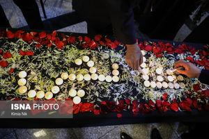 عکس/ مراسم یادبود جانباختگان نفتکش سانچی