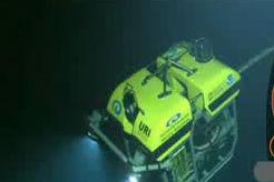 ربات زیردریایی امروز به سانچی میرود+عکس