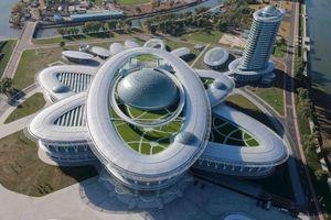 معماری مدرن در کره شمالی