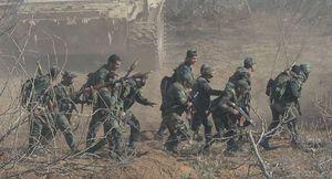 خیز ارتش سوریه برای تصرف ادلب