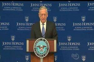 تشریح راهبرد نظامی جدید آمریکا توسط «جیمز ماتیس»