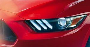 چراغهای روشنایی اتومبیل نمایه