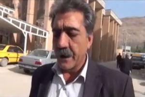 فیلم/ واکنش مردم زلزله زده کرمانشاه به شایعات فضای متجازی