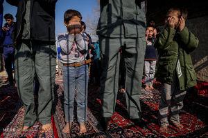 عکس/ جهادگران در کوره پزخانههای تهران