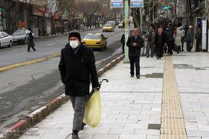 کیفیت هوای ۵ کلانشهر کشور در وضعیت خطرناک