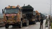 مرگ ۴ نظامی ترکیه و ۳ شبه نظامی کُرد در حومه عفرین