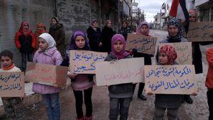 فوعه کفریا سوریه