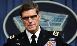 ابراز نگرانی فرماندهی ارتش آمریکا نسبت به عملیات ترکیه در سوریه