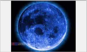 ماه آبی