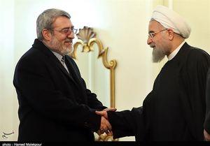 ارسال گزارش ناآرامیهای اخیر به روحانی
