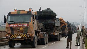 تحولات سوریه عفرین ترکیه