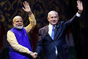 هند اسرائیل