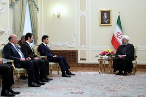 ایران پیوسته از عراق متحد و یکپارچه، حمایت و پشتیبانی می کند/ قدرت ها و نیروهای خارج از منطقه، دلسوز مردم منطقه نبوده و نخواهند بود