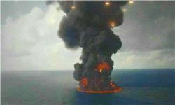 شناسایی پیکر یکی از دریانوردان سانچی
