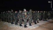 آرایش نظامی نیروهای خارجی در شمال حلب