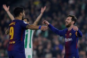 فیلم/ خلاصه دیدار بتیس 0-5 بارسلونا