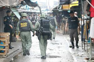 ۱۷ کشته طی انفجار بمب در ونزوئلا