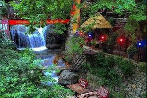 عکس/ تفرجگاهی زیبا در تهران!