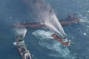 آغاز تحقیقات مشترک بین ایران و چین درباره حادثه نفتکش سانچی