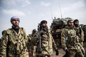 ورود تروریستهای ارتش آزاد به مرزهای سوریه