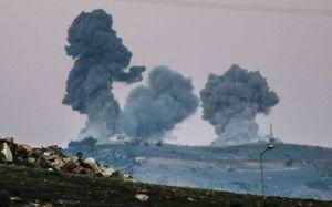 عفرین سوریه ترکیه
