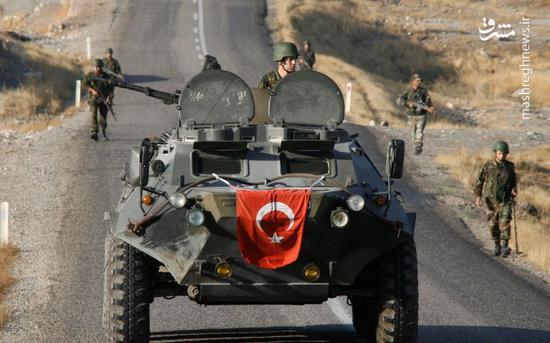 هدف ترکیه از حمله به عفرین چیست؟