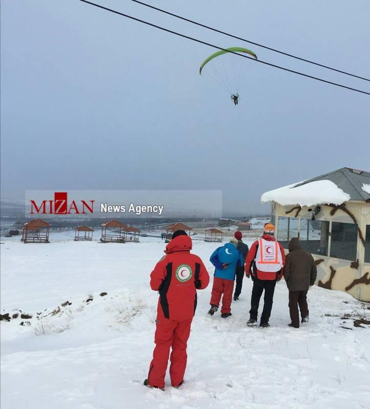 تداوم جستجو برای یافتن کوهنورد مفقود شده در میشو