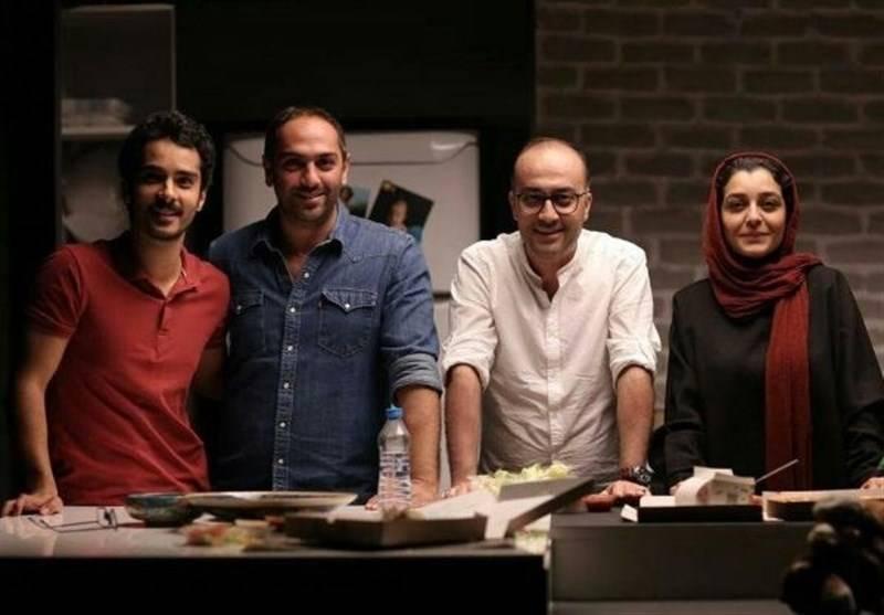 جشنواره فیلم فجر/ اتاق تاریک «روح الله حجازی» +عکس