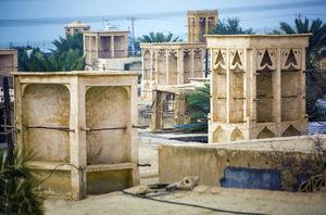 عکس/ روستایی شگفتانگیز در قلب خلیجفارس